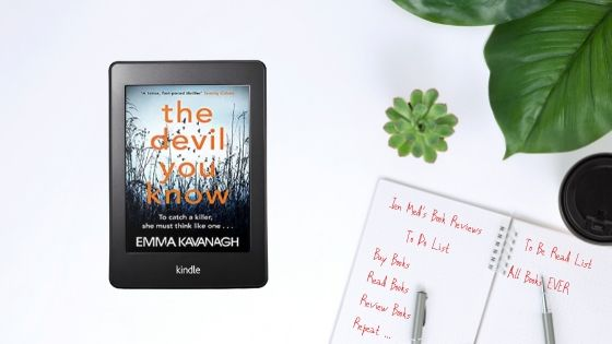 The Devil You Know by Emma Kavanagh