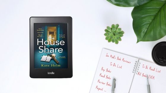 The House Share by Kate Helm