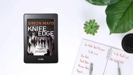 Knife Edge by Simon Mayo