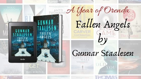 A Year of Orenda – Fallen Angels by Gunnar Staalesen (translated by Don Bartlett)