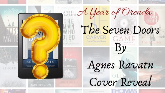 Cover Reveal: The Seven Doors by Agnes Ravatn