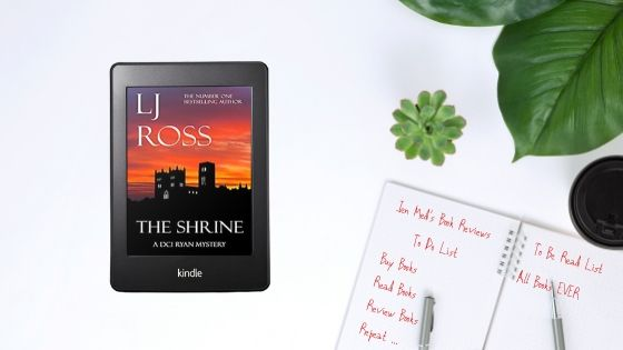 The Shrine by LJ Ross