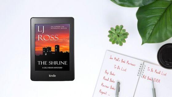 The Shrine by LJRoss