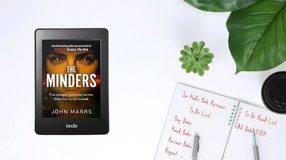 The Minders by JohnMarrs