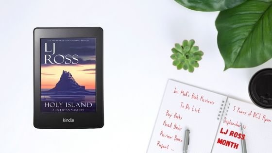 Review Recap: Holy Island by LJ Ross