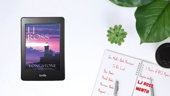 Longstone by LJ Ross