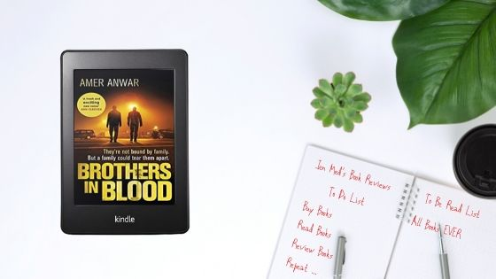 Brothers in Blood by Amer Anwar