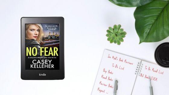 No Fear by CaseyKelleher