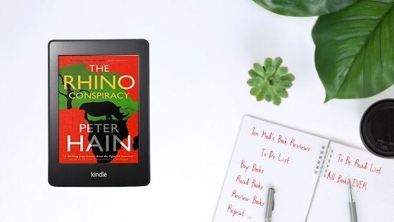 The Rhino Conspiracy by PeterHain