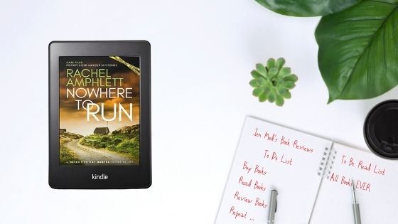 Nowhere to Run by Rachel Amphlett