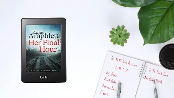 Her Final Hour by RachelAmphlett
