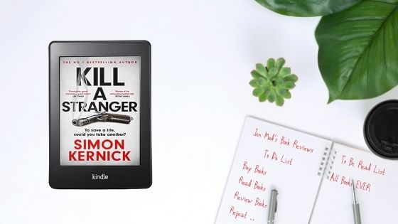 Kill A Stranger by Simon Kernick