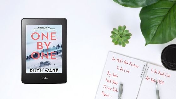 Audio extract – Ruth Ware's One by One