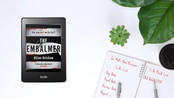 The Embalmer by AlisonBelsham