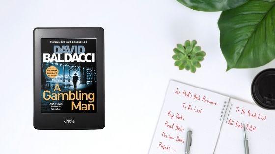 A Gambling Man by DavidBaldacci