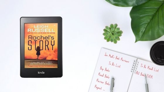 Guest Post: Leigh Russell – author of Rachel's Story
