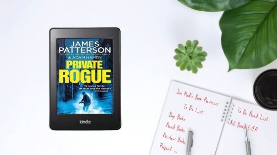 Private Rogue by James Patterson and AdamHamdy