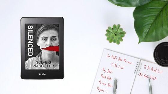 Silenced by Solveig Pálsdóttir translated by QuentinBates
