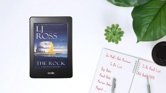 The Rock by LJRoss