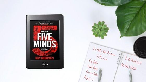 Five Minds by GuyMorpuss