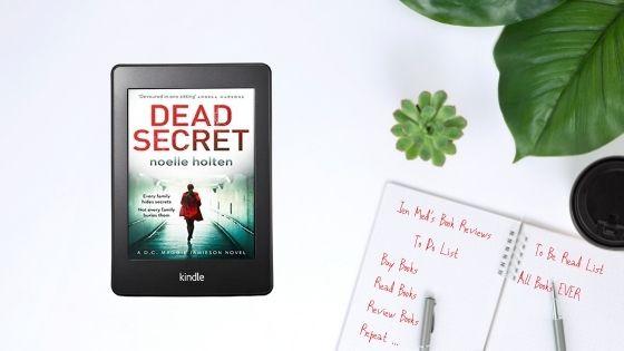 Dead Secret by NoelleHolten