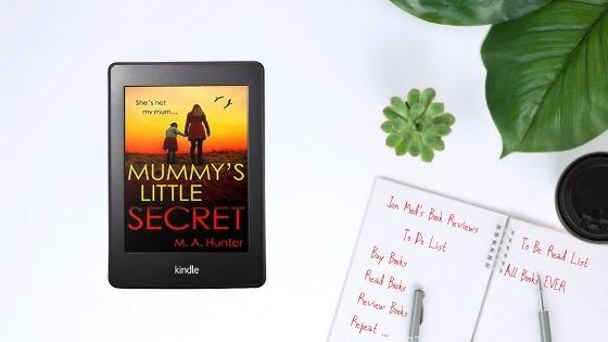 Mummy's Little Secret by M.AHunter