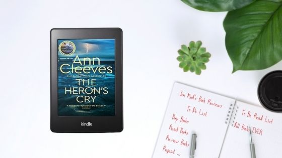 The Heron's Cry by AnnCleeves