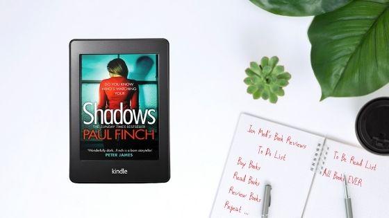 Shadows by PaulFinch