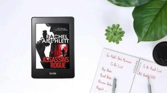 Assassin's Rogue by RachelAmphlett