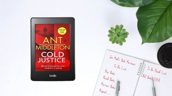Cold Justice by AntMiddleton
